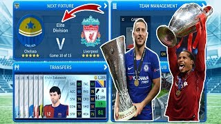Liverpool vs Chelsea Trận cầu đẹp Khi 2 nhà Vô địch gặp nhau trong Dream League Soccer 2019