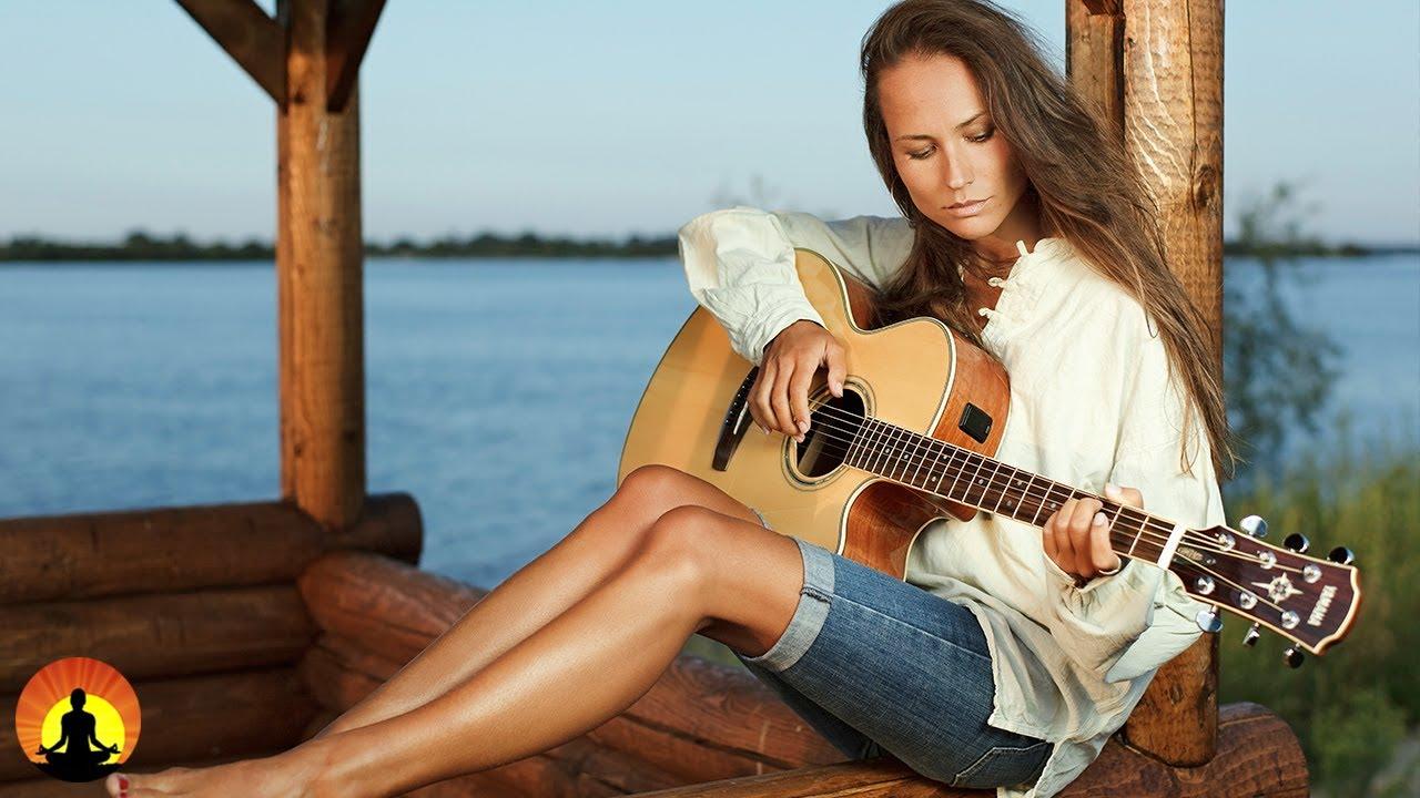 🔴 Relaxing Guitar Music 24/7, Calm Music, Guitar Music, Relaxation Music,  Sleep Music, Study, Sleep