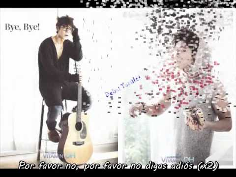 Super Junior Donghae - Plz Don't - Miss Panda and Mr. Hedgehog OST - SUB ESPAÑOL