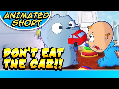 Don't Eat the Car!!
