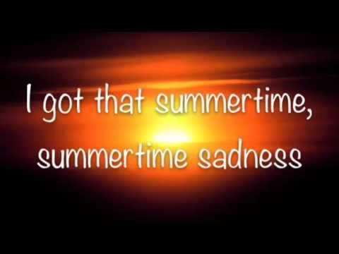 Baixar Summertime Sadness Lyrics by Lana Del Rey