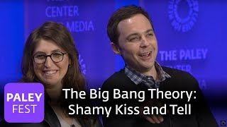 The Big Bang Theory - Shamy Kiss and Tell - PALEYFEST LA 2016