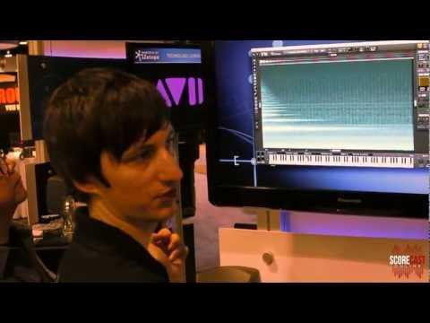 SCOREcast: NAMM 2013 - iZotope IRIS