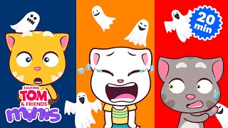 THE SPOOKY NIGHT – Talking Tom and Friends Minis Cartoon Compilation (21 Minutes)