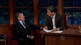 Craig Ferguson & Robin Williams - Tweetmail Nov 2011