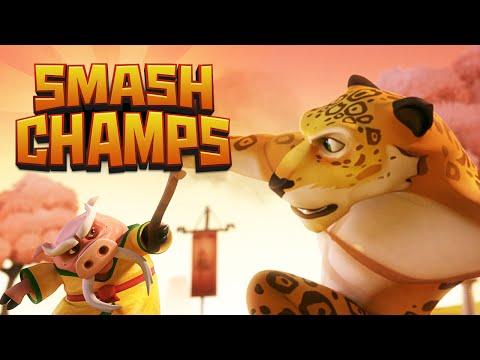 Smash Champs - Teaser Trailer
