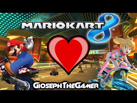 Mario Kart 8 | Gameplay con la Mia Ragazza #3 | Una Vittoria Contesa! HD ITA By GiosephTheGamer