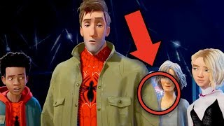 Spider-Man INTO THE SPIDER-VERSE Trailer Breakdown! Easter Eggs & Details You Missed!