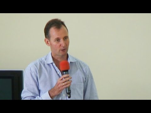 Nigel Sizer – Global Forest Watch: Big Data and Improved Forest and Landscape Management
