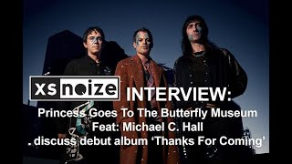 INTERVIEW: Princess Goes To The Butterfly Museum discuss their debut album 'Thanks For Coming'