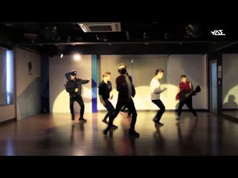 BEAST - '12시 30분(12:30)' (Choreography Practice Video)