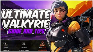 How to Play VALKYRIE in Apex Legends Season 9 Legacy! (Ultimate Guide and Tips)