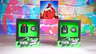 Profile RDA by MRJUSTRIGHT1 & Wotofo Review + Giveaway! My Homies FIRST Product!