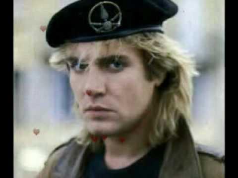Duran Duran love Vodoo  Simon LeBon
