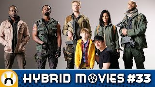 The Predator Plot Sounds Ridiculous What's Going On? | Hybrid Movies #33