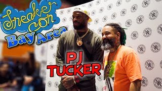 Sneakercon Bay Area (Buying over 500 pairs and hanging out with PJ Tucker.)