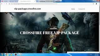 How To Create Crossfire Free Vip Weebly number To Code 2017 From