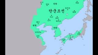 Korean Territorial Ambitions (3) China, Russia and Japan were colonies of Korean kingdoms