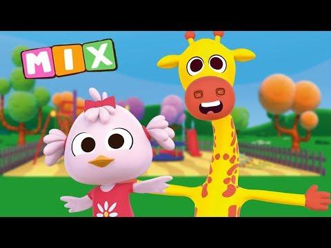 Las Canciones del ZOO - Lo Mejor de lo Mejor en HD - El Reino Infantil