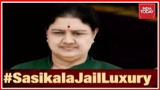 Sasikala's life of luxury in Bengaluru jail..