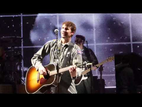 James Blunt - Bonfire Heart / Live in Oberhausen 05.03.2014 ...