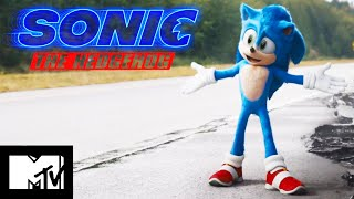 Sonic The Hedgehog - New Official Trailer   MTV Movies