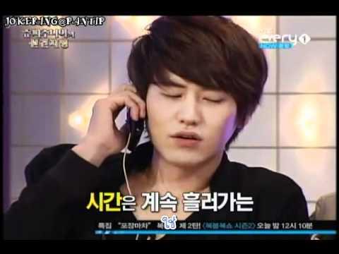 110302 SJFS Ep 13 คยูฮยอนโทรหาชางมิน
