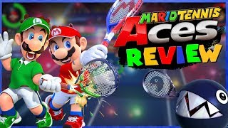 Mario Tennis Aces REVIEW - Nintendo Switch