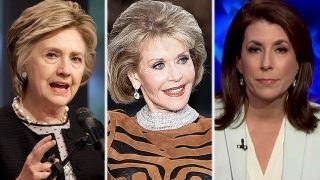 Bruce: Hillary, Fonda have no shame, connection to reality