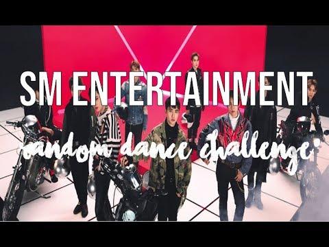 SM ENTERTAINMENT RANDOM DANCE CHALLENGE [EXO, RED VELVET, SNSD, AND MORE]