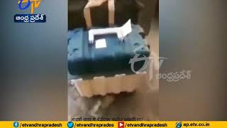 EVM found at residence of BJP candidate in Rajasthan..