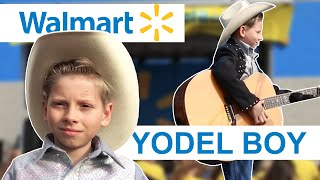 I Saw The Walmart Yodel Boy's Concert