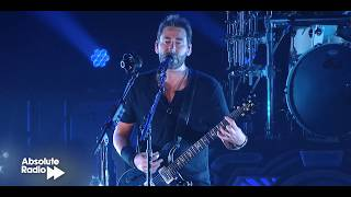 Nickelback - How You Remind Me (Intimate gig for Absolute Radio)