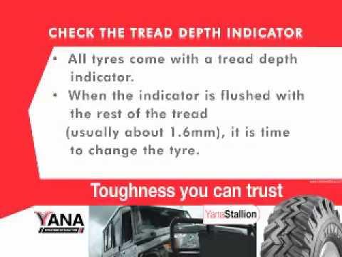Yana Tyre Care_ Tread Depth