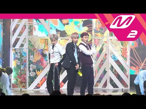 [MPD직캠] 엑소 첸백시 직캠 4K '花요일(Blooming Day)' (EXO-CBX FanCam) | @MCOUNTDOWN_2018.4.12