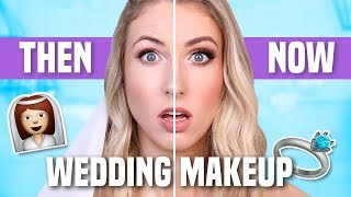 7 YEARS LATER... REDOING MY WEDDING DAY MAKEUP