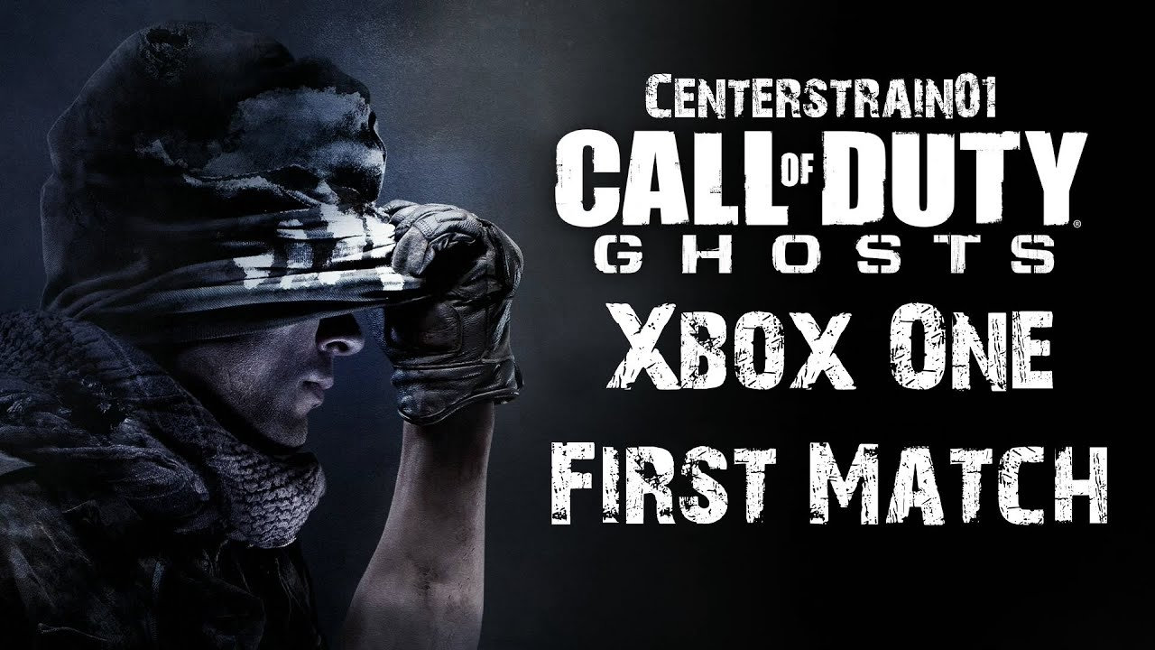 Call Of Duty: Ghosts - Multiplayer Gameplay - Team ...
