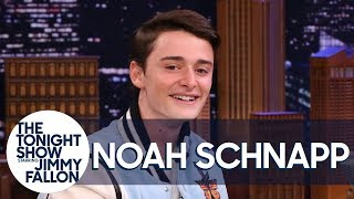 Noah Schnapp Dishes on Stranger Things Season 4 Table Read and Smelling Zendaya