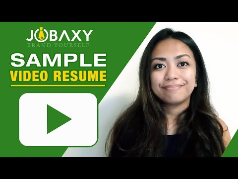 What Your Resume Should Look like in 2018 ! Jobaxy
