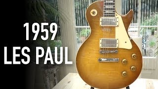 1959 Les Paul into a cranked Marshall Bluesbreaker | Friday Fretworks