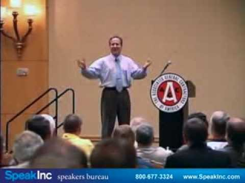 Keynote Speaker: Bodine Balasco • Presented by SpeakInc • AGC Leadership