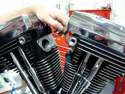 part 12 how to install an intake manifold on harley. Black Bedroom Furniture Sets. Home Design Ideas