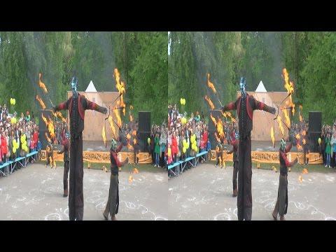 (3D) Compagnie FAI, France (Street Circus) part1