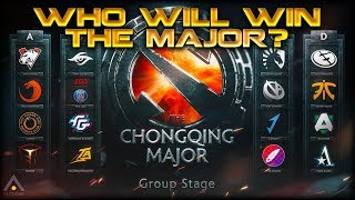 Dota 2: The Chongqing Major Preview - Which Team Will Win?   Pro Dota 2 Guides