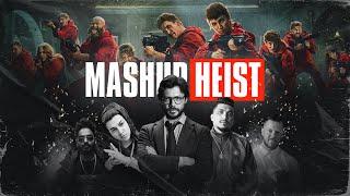 Mashup Heist Remix – DJ Harshal Ft Sunix Thakor Video HD