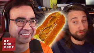 Gus's Peanut Butter Hotdog - Ep. 633 - RT Podcast