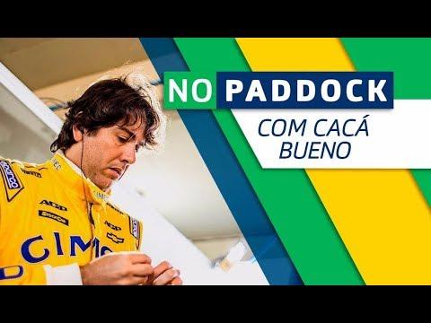 Entrevista com Cacá Bueno | No Paddock