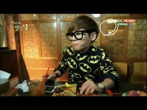 SHINee Eat Time! 'One Fine Day' [Eng. Sub] Part 1/4