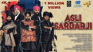 Asli Sardar Ji – Manmeet Singh