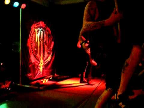 Bleeding through - The Pain Killer - live albury jan 2009